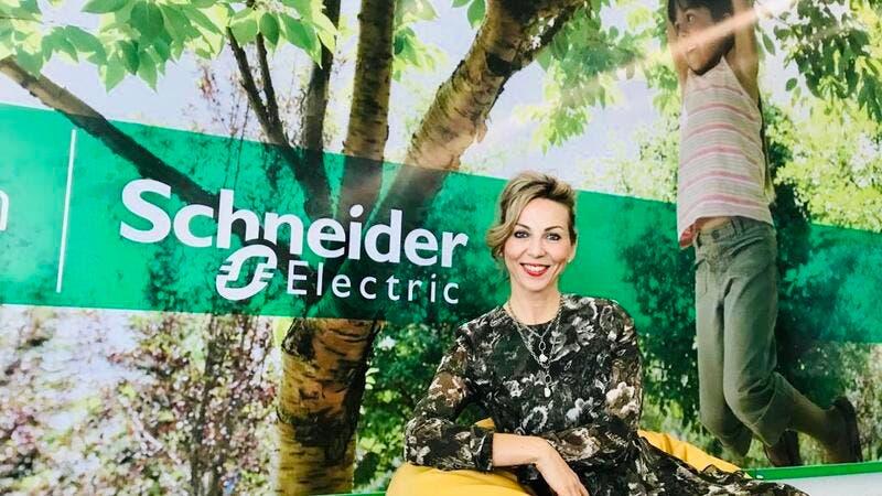 Natalja Kissina, HR VP Gulf Countries at Schneider Electric