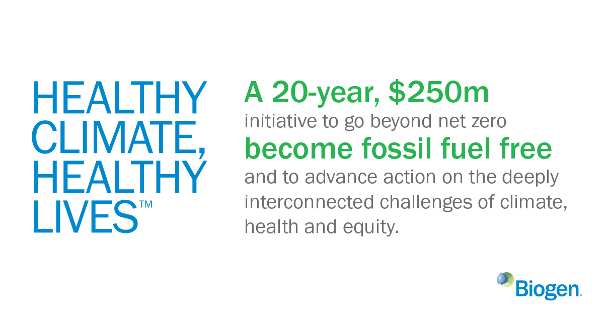 Inforgraphic reads: Healthy climate, healthy lives