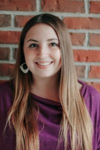 Jordan Suprenant, IT systems and security analyst and Cisco Networking Academy alumna