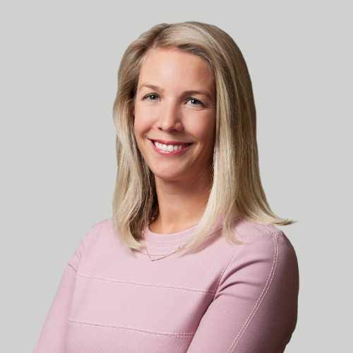 Katherine Tweedie, Country Head of Canada for Ninety One