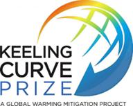 Keeling curve prize logo
