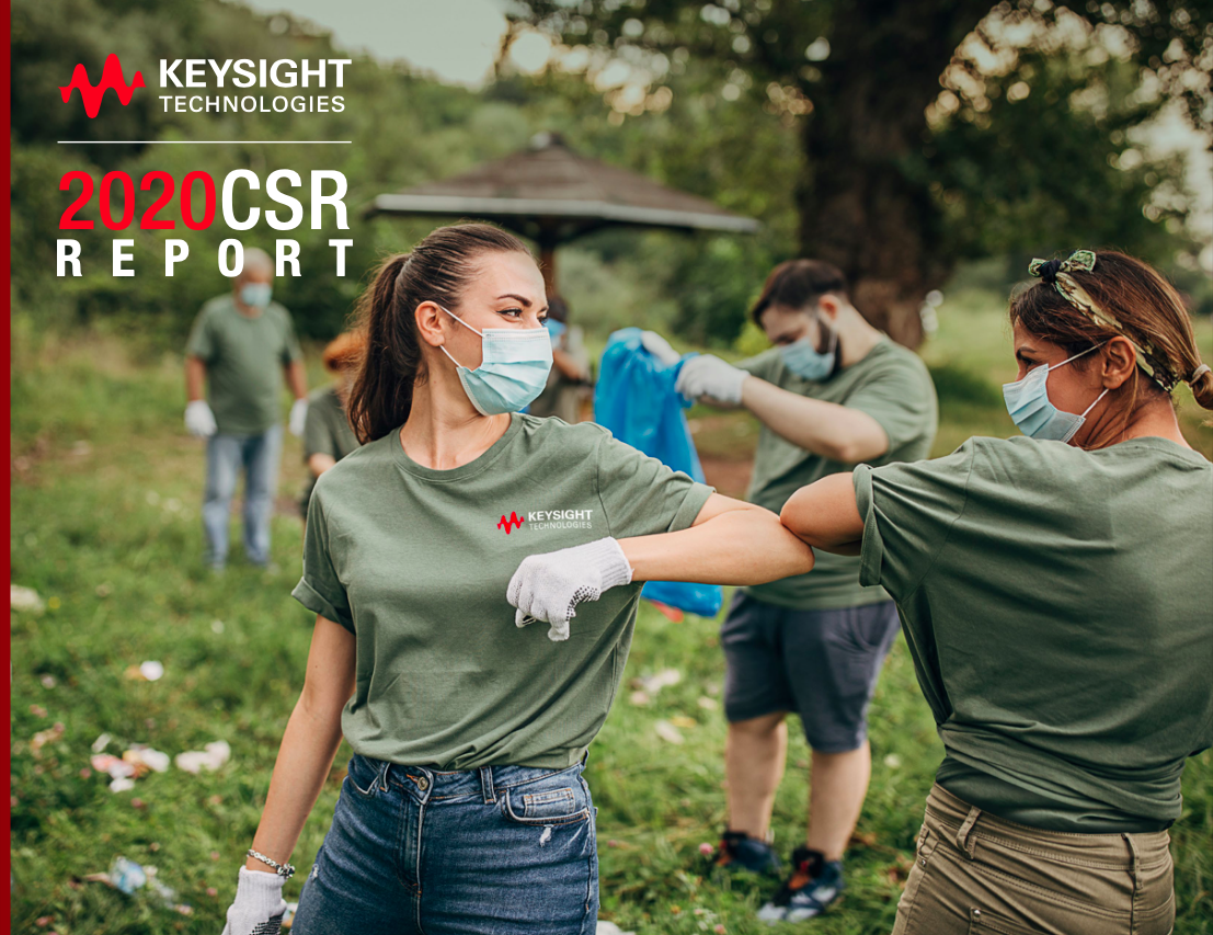 keysight report cover 2020
