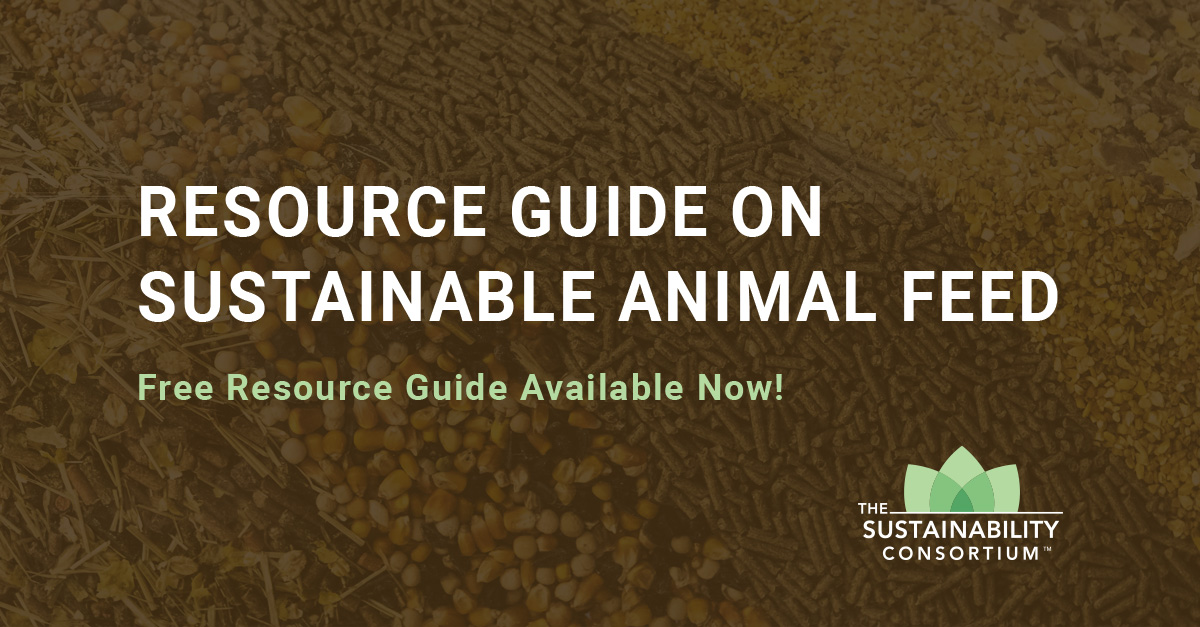 Resource Guide Released on Sustainable Animal Feed