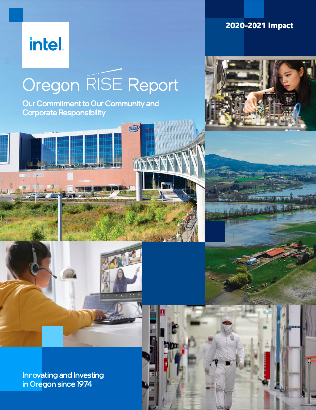 Intel Oregon RISE report