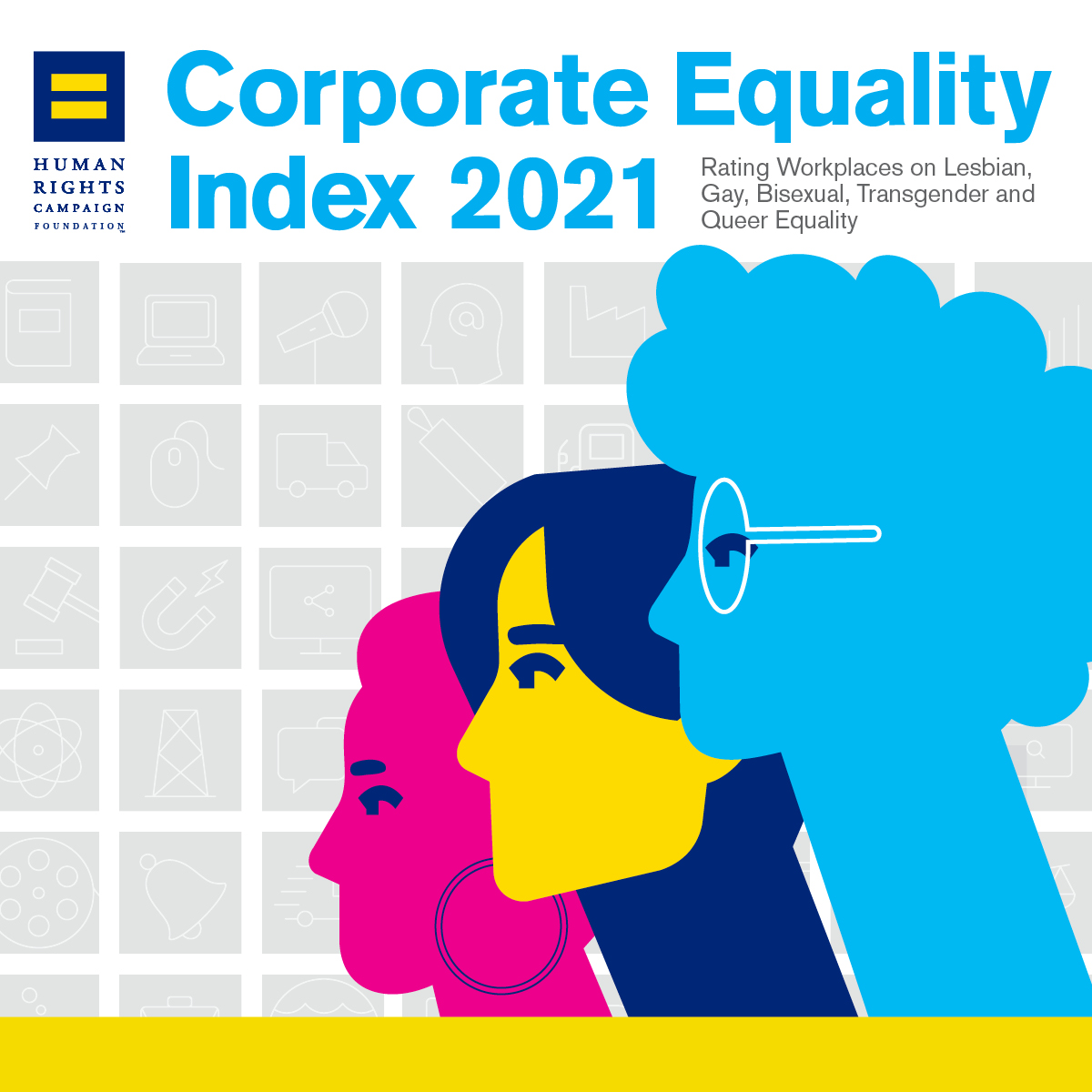 Xylem earns 100 on the Human Rights Campaign Foundation's annual assessment of LGBTQ workplace equality