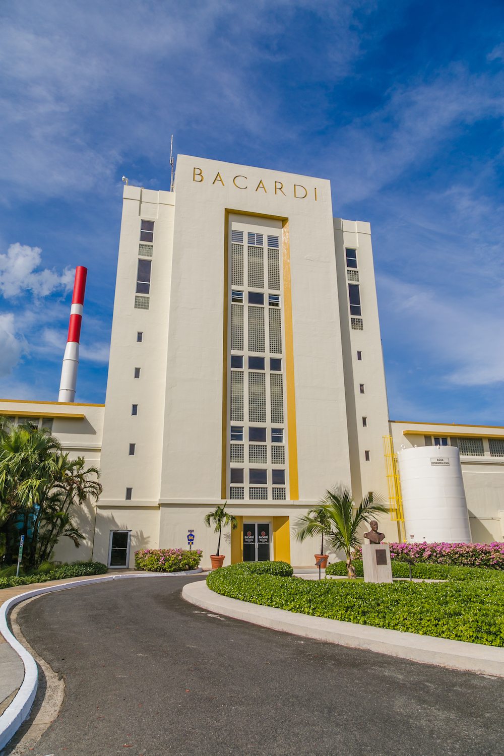 The Cathedral of Rum at Bacardi