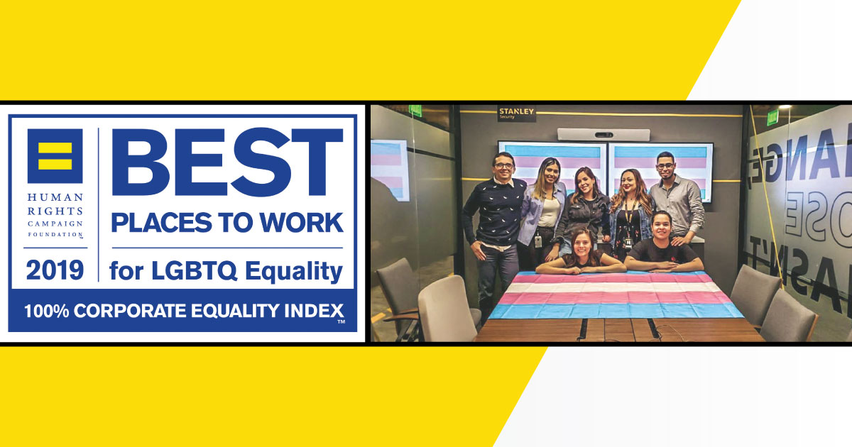 BEST places to work for LGBTQ Logo