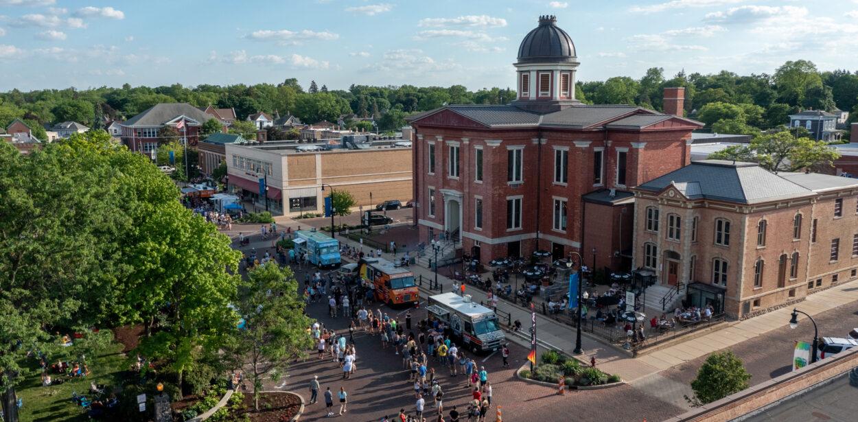 Pictured: Woodstock, Illinois. Photo Courtesy of Daniel Trujillo