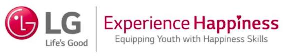 LG Logo Experience Happiness