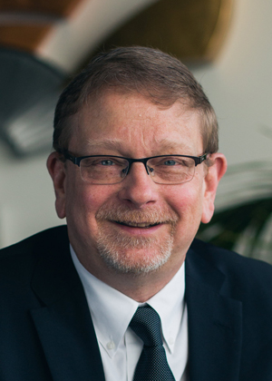 Dave Vasko, Rockwell Automation, director of advanced technology