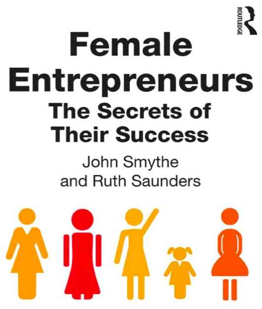 Female Entrepreneurs: The Secrets of Their Success is available on Amazon