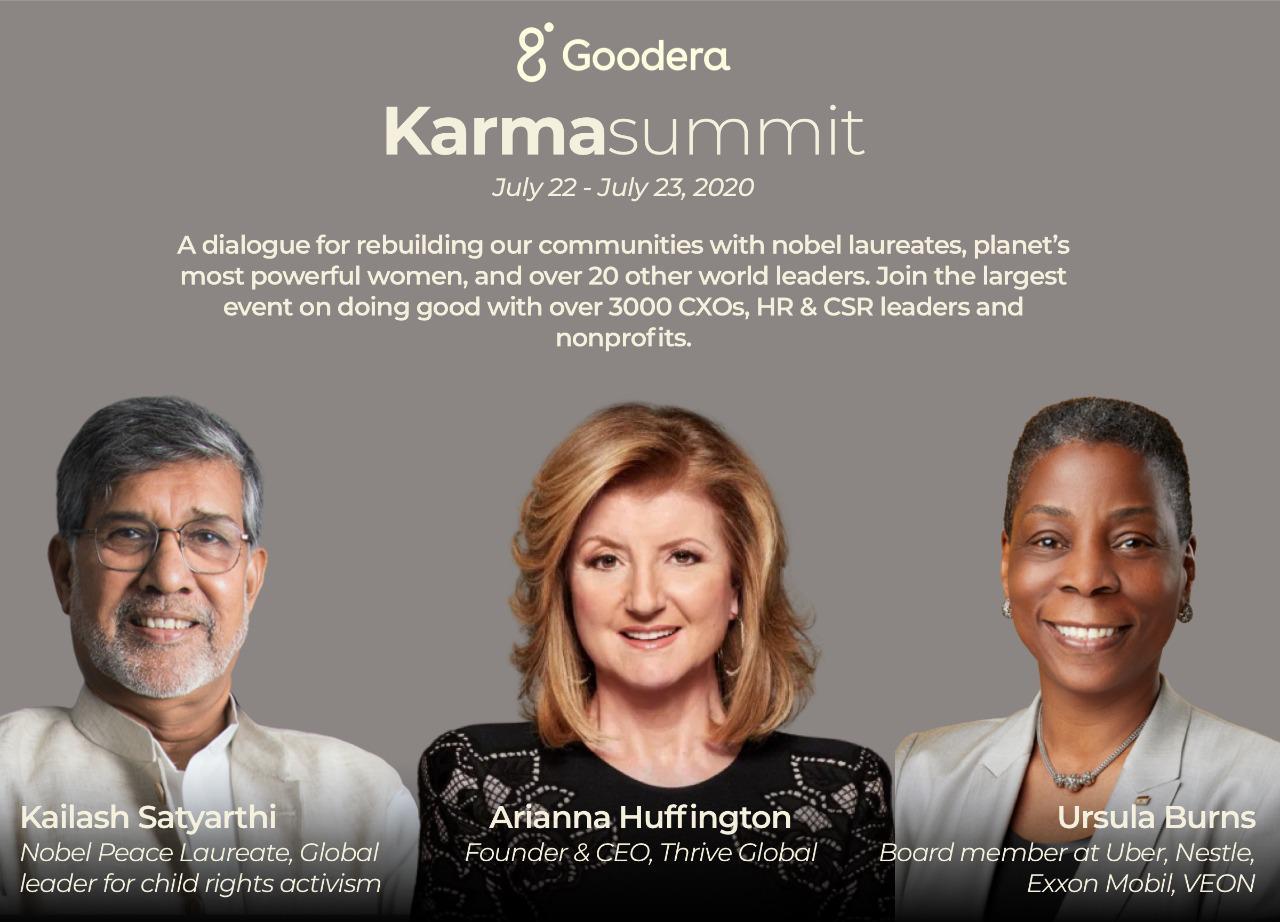 Goodera karma Summit