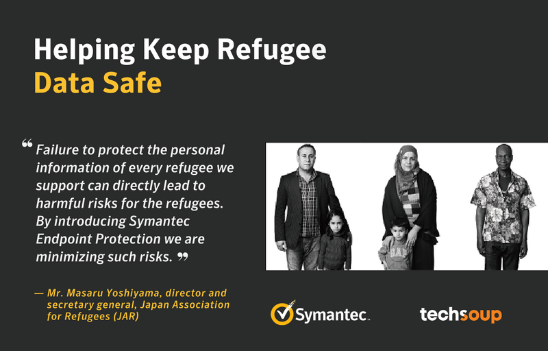 data privacy keep refugees data safe