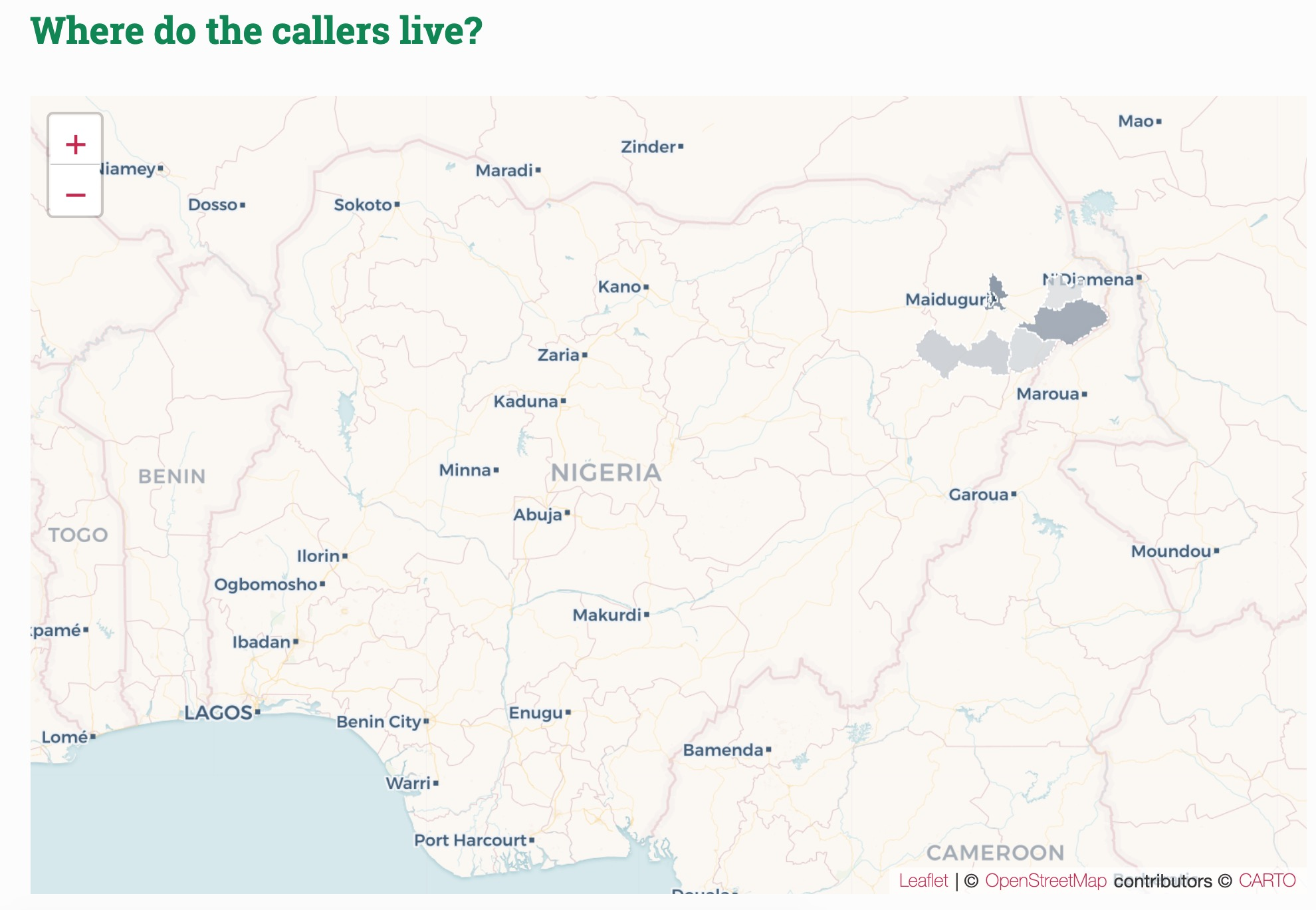 Mercy Corps works to combat COVID-19 misinformation in Nigeria