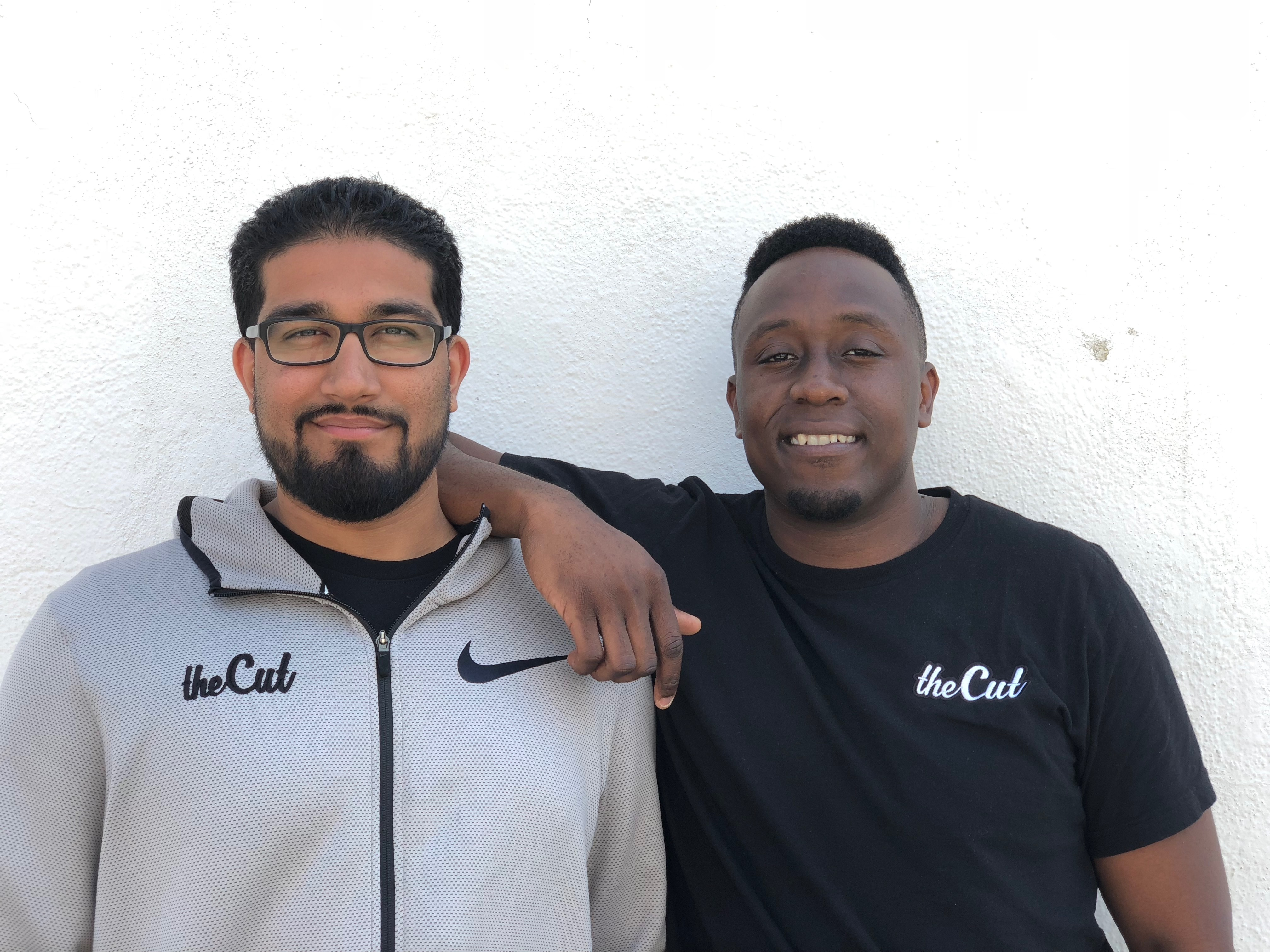 theCut Co-founders Kush Patel and Obi Omile Jr. are trying to boost voter turnout