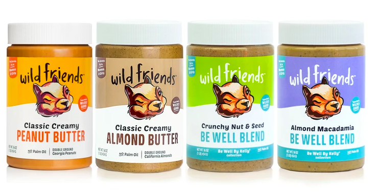 Which is our favorite Wild Friends nut butter? The answer is Yes! (Image credit: Wild Friends Foods)