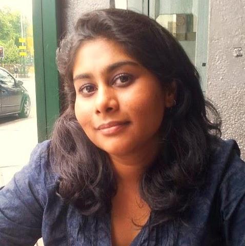 Akhila Vijayaraghavan headshot