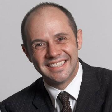 Michael Fieldhouse headshot