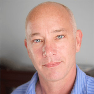 John Berger headshot