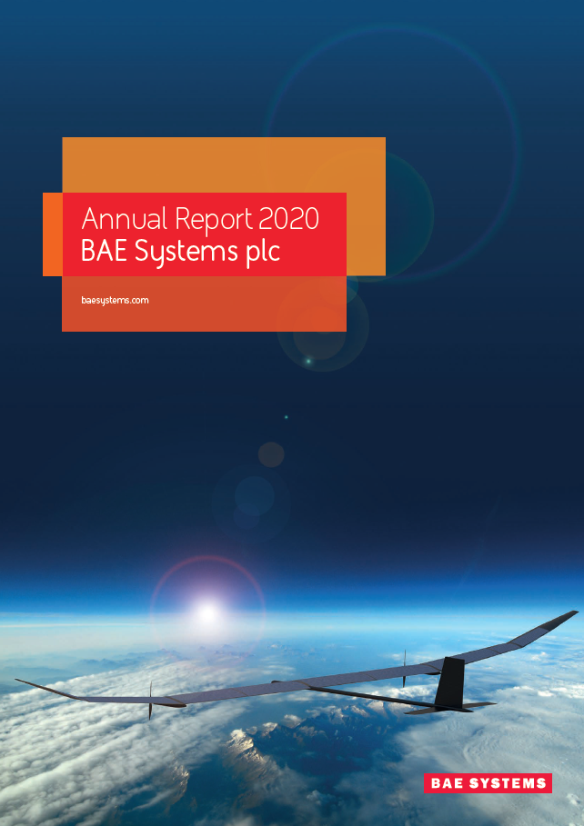 BAE Systems report cover