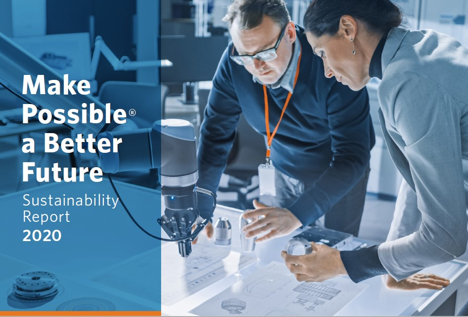 Applied Materials Sustainability Report Image