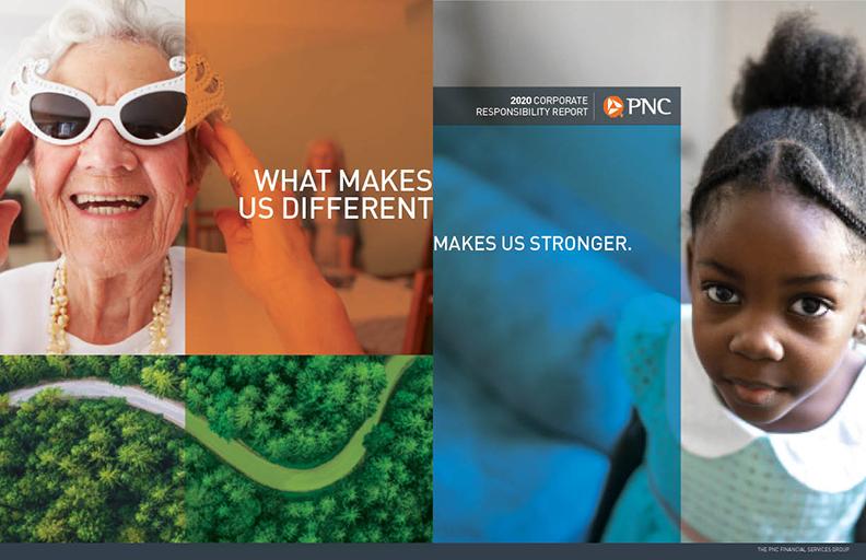 PNC CSR report Cover