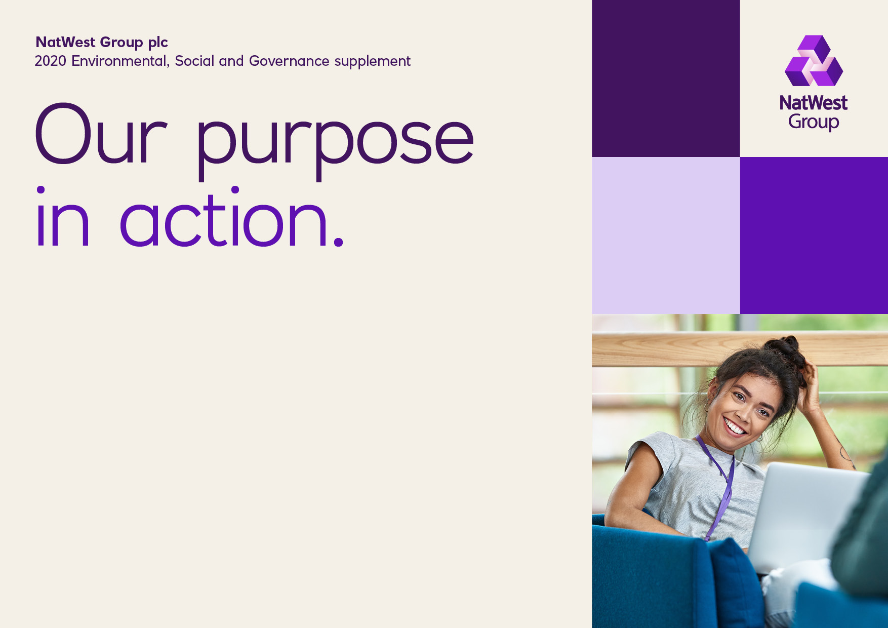 NatWest Report Cover