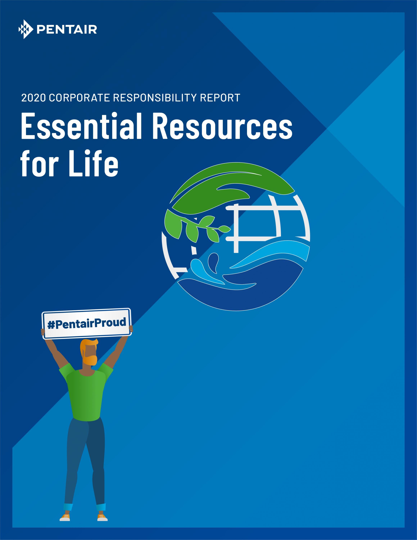 Pentair CSR report Cover