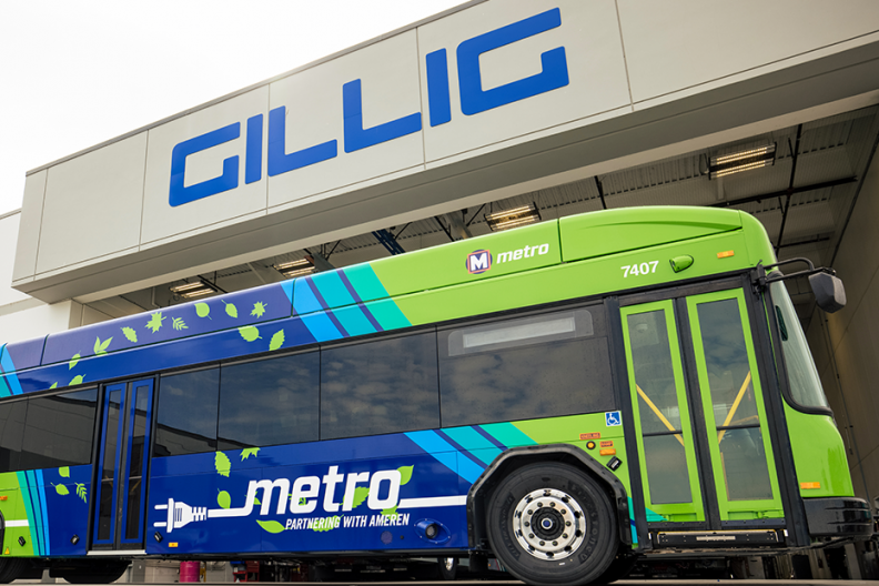 Cummins continues to set the pace in delivering battery-electric buses to communities across the country with its partner GILLIG.