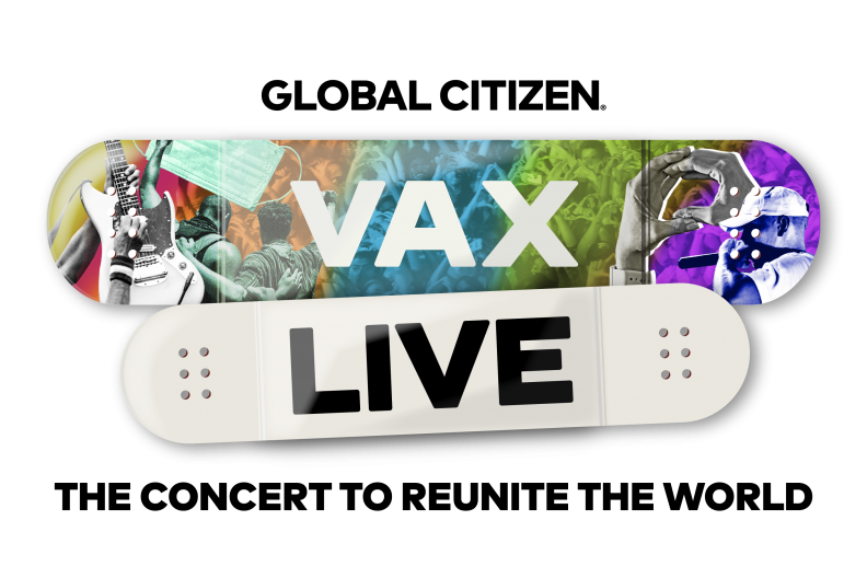 Vax live logo