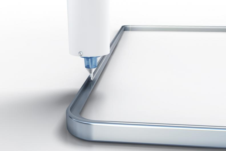Henkel's bio-based PUR hot melt provides a sustainable alternative for consumer electronics assembly.