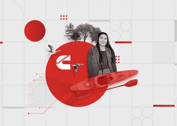 Header image of Angelica Cortez Vega