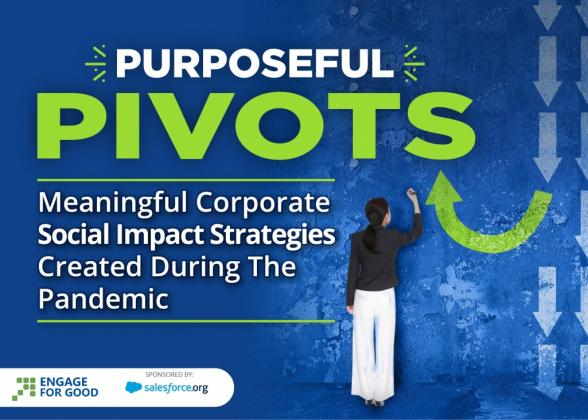 Purposeful pivots