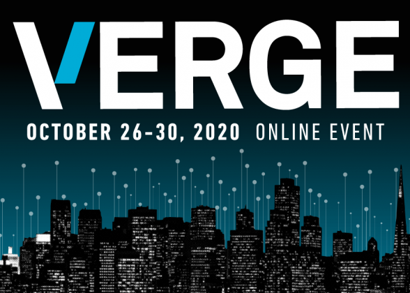 VERGE event banner image