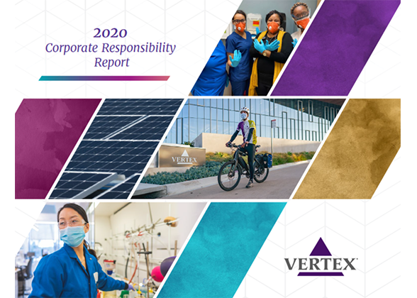 Vertex 2020 CR Report Cover