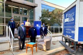 Fifth Third Bank Donates Furniture to Beds for Kids Image.