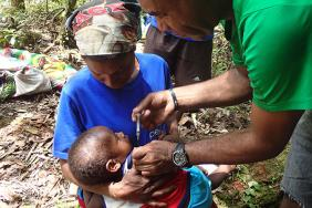 Improving Health Outcomes in Papua New Guinea Image