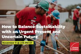 How to Balance Sustainability With an Urgent Present and Uncertain Future  Image