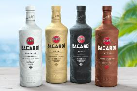Bacardi First in Fight Against Plastic Pollution With 100% Biodegradable Spirits Bottle Image