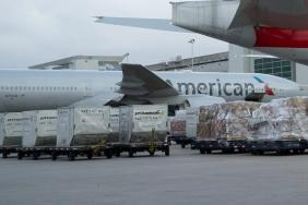Preparing for a Vaccine: American Cargo Operations Conducting Trial Flights From Miami to South America Image