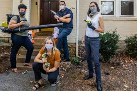 Piedmont Natural Gas Employees Saved House in Nashville to Give Students a Home Image