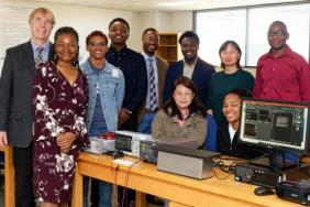 Keysight Technologies Makes $554,000 Gift to the Hampton University School of Engineering and Technology Image