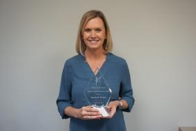 UNFCU Foundation Names Stephanie Wright of Together We Bake 2020 Women's Empowerment Award Recipient Image