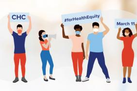 Join the Movement #ForHealthEquity Image