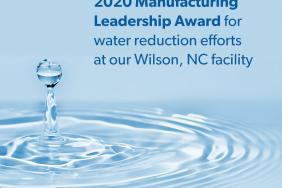 Smithfield Foods' Wilson, N.C. Facility Recognized with Manufacturing Leadership Award for Water Reduction Efforts Image