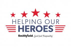 "Smithfield Foods Launches ""Helping Our Heroes"" Initiative Supporting U.S. Veterans Image"