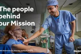Medtronic Releases Second Annual Inclusion, Diversity, and Equity Report Image.