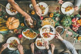 7 Ways to Celebrate an Eco-Friendly Thanksgiving Image.
