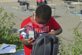 Truist Cares Grant Helps Close Digital Divide for 2,100 Students Image
