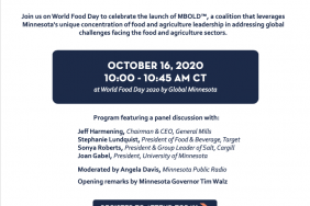 Join General Mills and Other Food & Agriculture Leaders for the Launch of MBOLD™ Image